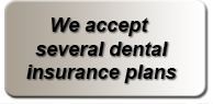 Most Dental Insurance Plans Accepted